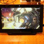 Tablet dengan APU Mullins tanpa gamepad