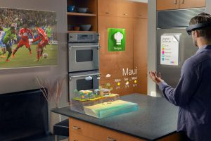 Windows Holographic & hololenz