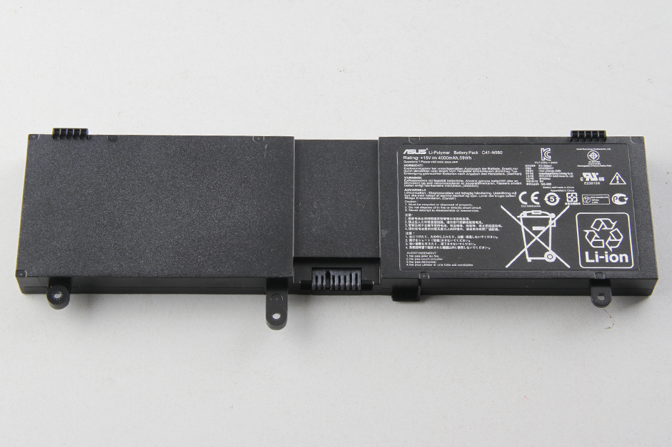 ASUS ROG G550JK Battery (image is property of myfixguide.com)