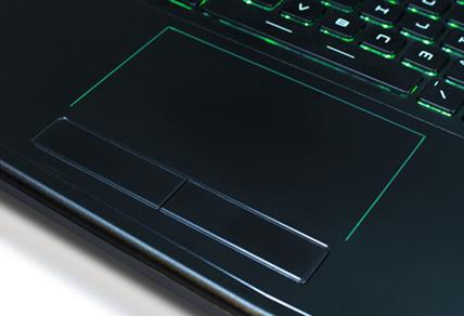 Design touchpad juga mengalami perombakan.