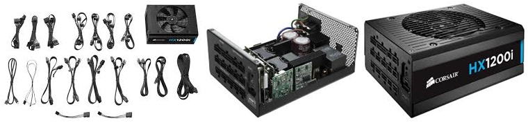 HX1200i Power Supply