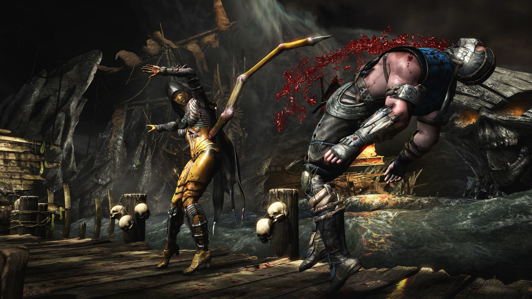 requirement Mortal Kombat X