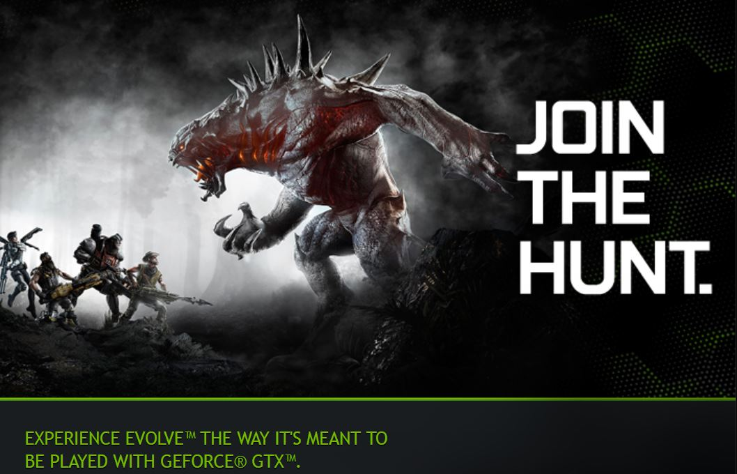Nvidia Game Ready Evolve Drivers