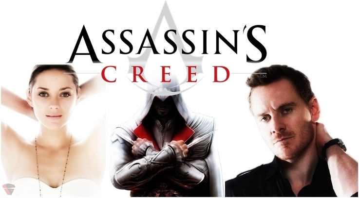 Marion Cotillard Assassin creed