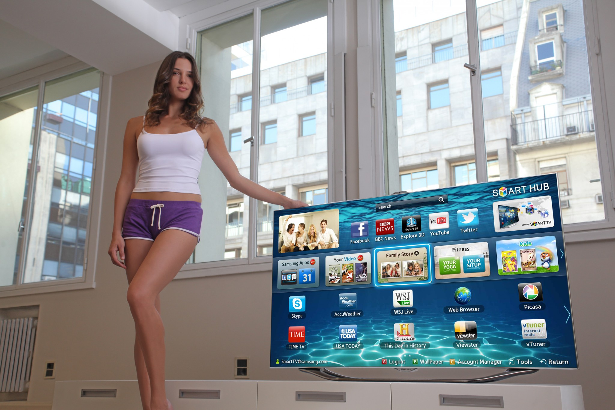 Samsung Smart TV Voice Commands
