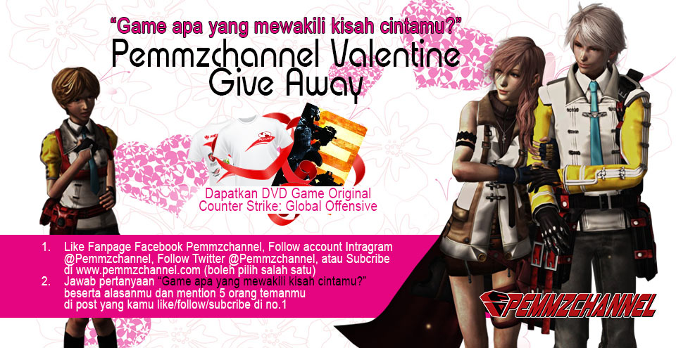 Valentine Give Away