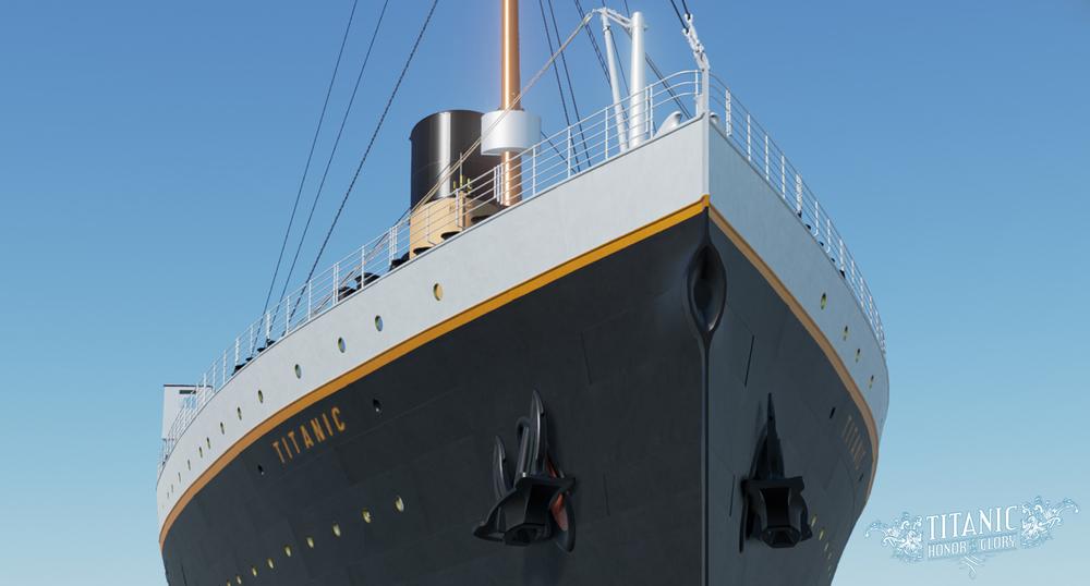 Screenshot Titanic: Honor and Glory