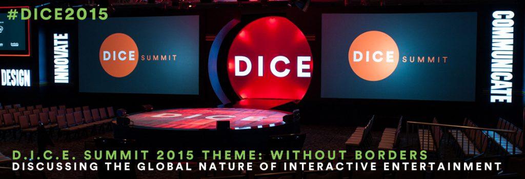 DICE Awards 2015