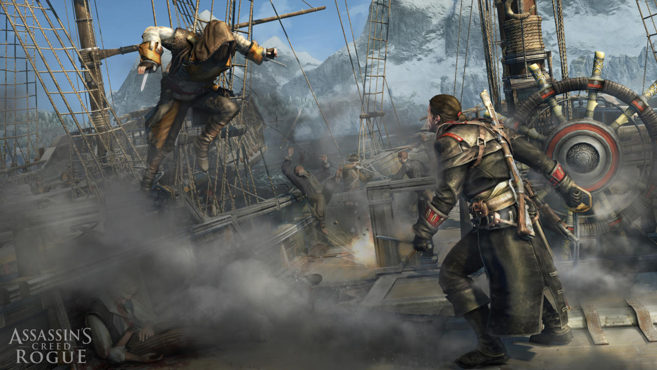 Assassin's Creed Rogue PC