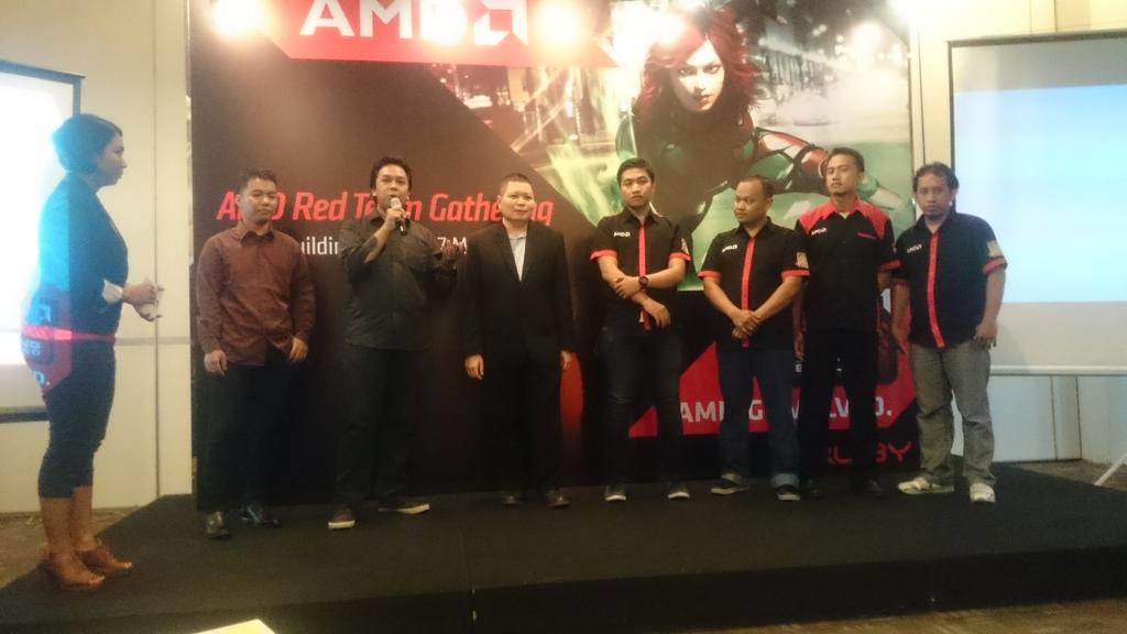 AMD Red Team