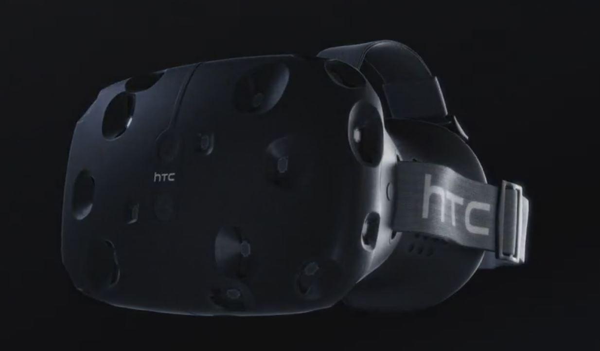 HTC Vive Headset VR