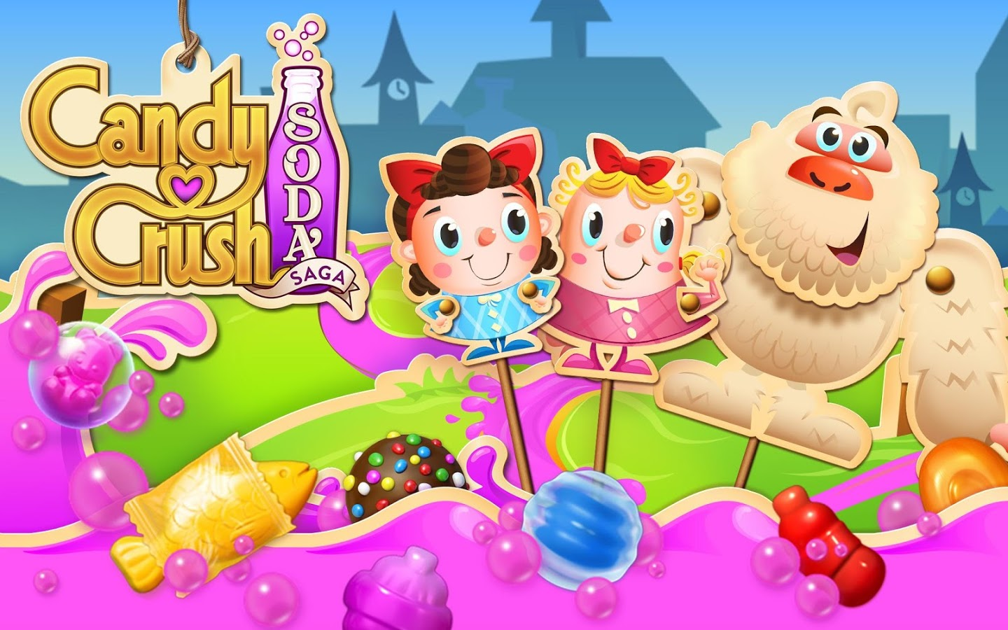 Candy Crush Saga Tips, Trick, Cheats