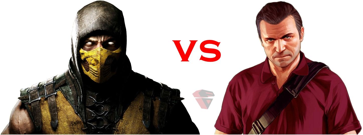 penjualan GTA V vs Mortal Kombat X