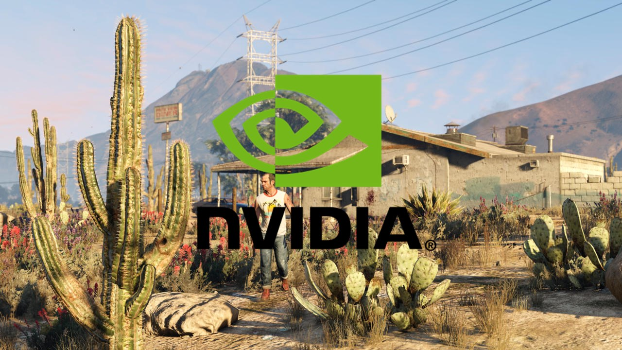 Nvidia Driver GTA V