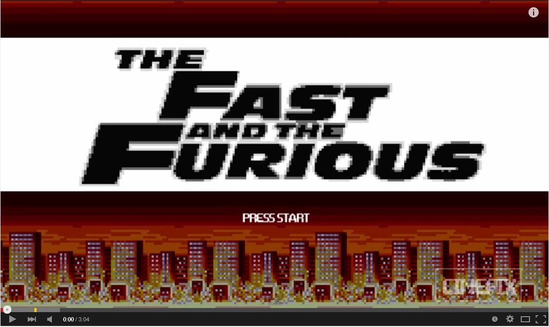 game fast and furious