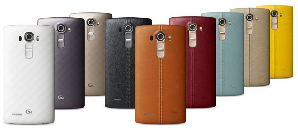 Desian LG G4