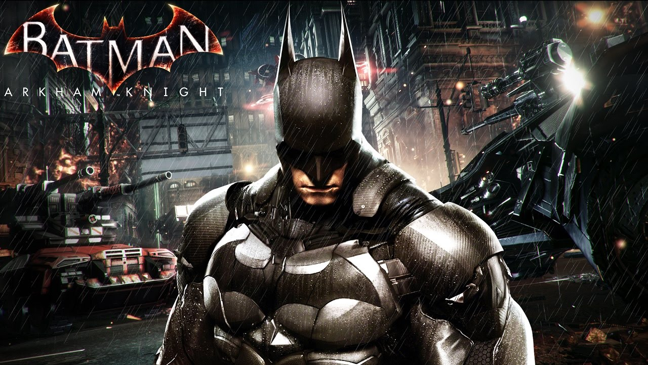 Batman: Arkham Knight PC requirement