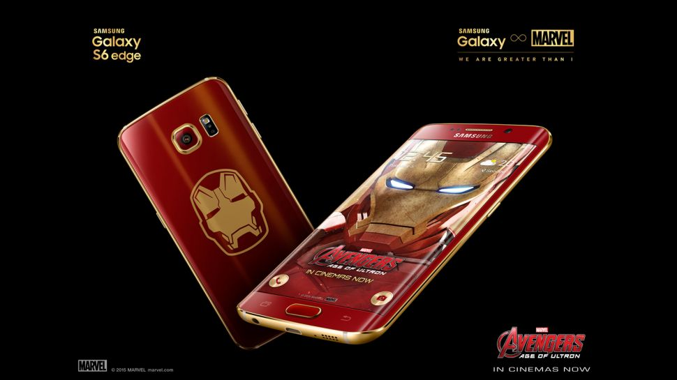 Galaxy S6 Iron Man Limited Edition