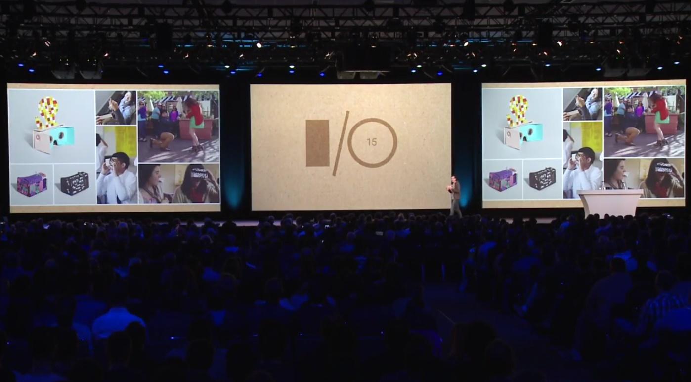Google Cardboard Terbaru di Google I/O