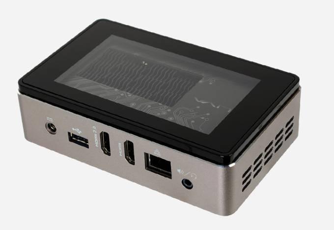 ECS LIVA Core dengan SoC baru Intel Braswell