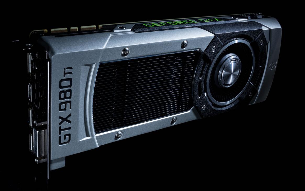 Nividia GTX 980 Ti