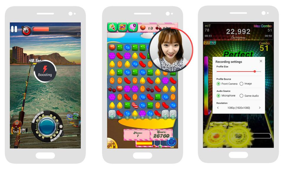 Samsung Game Recorder+