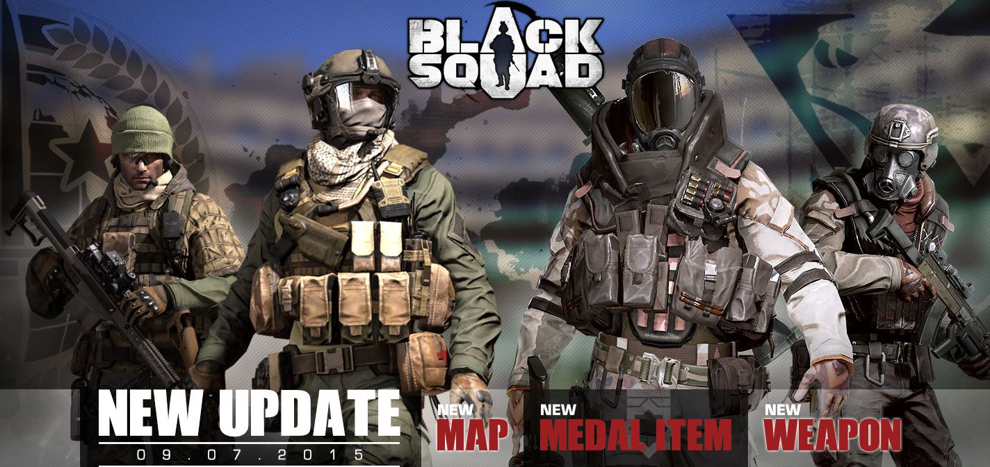 update blacksquad 9 juli 2015