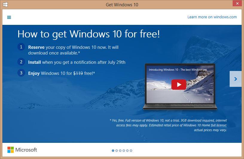 OS Windows 10