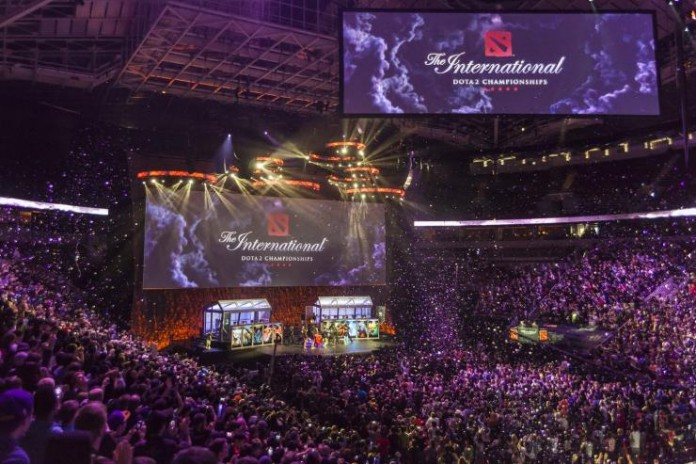 Dota 2 International Tournament