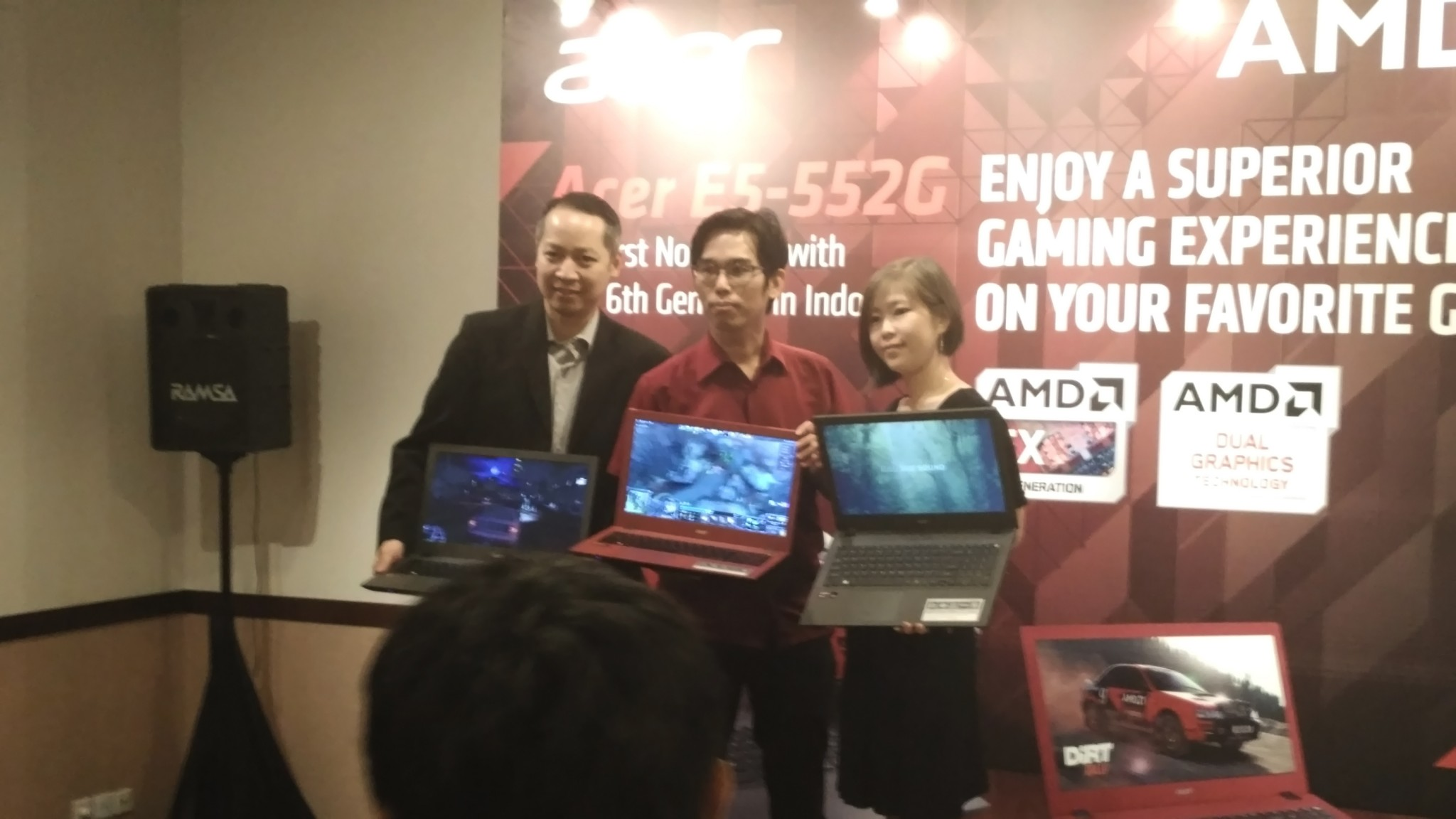 Spesifikasi Acer Aspire E5-552G Carrizo