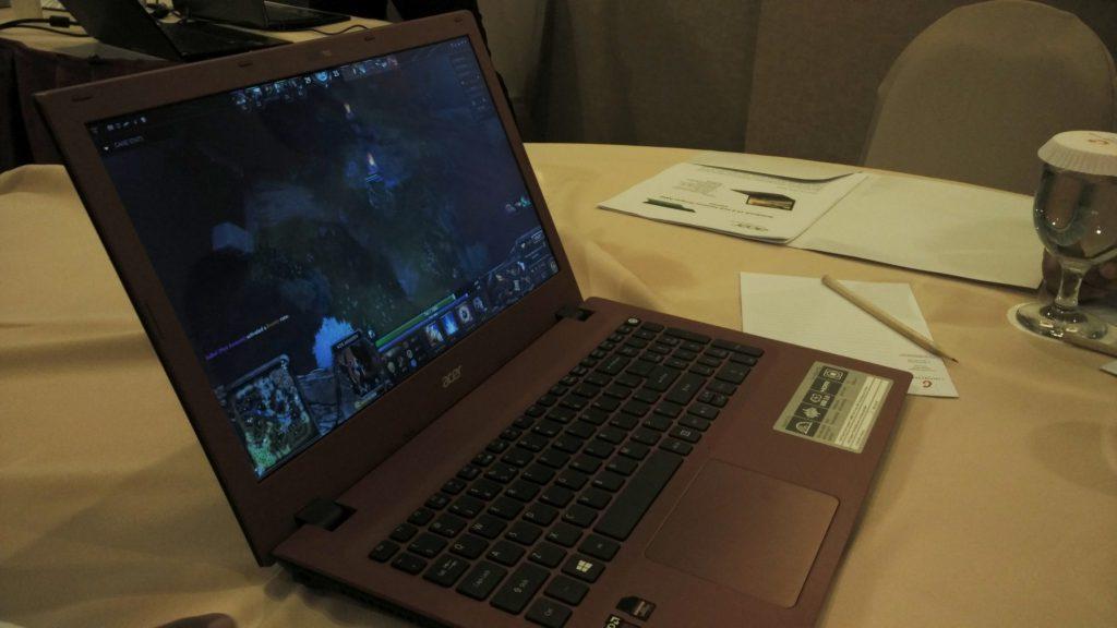 Acer Aspire E5-552G