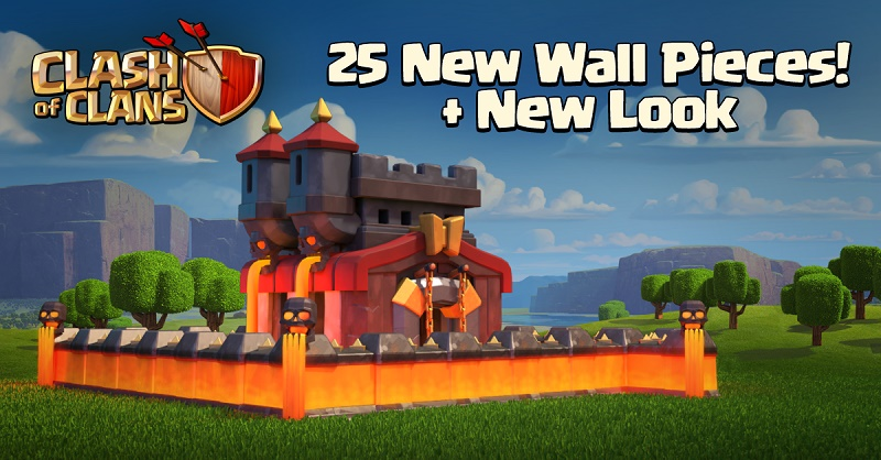 25 new wall pieces