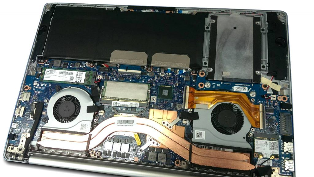 Asus N501JW disassembly and upgrade option