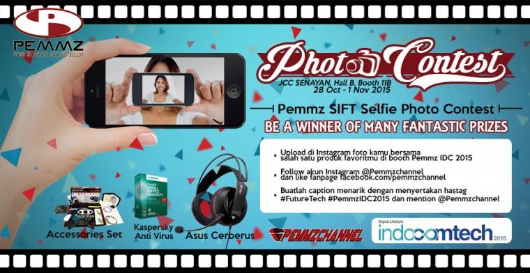 Promo Pemmz Indocomtech 2015