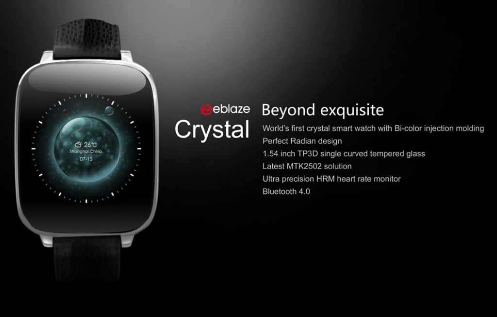 Zeblaze Crystal 1