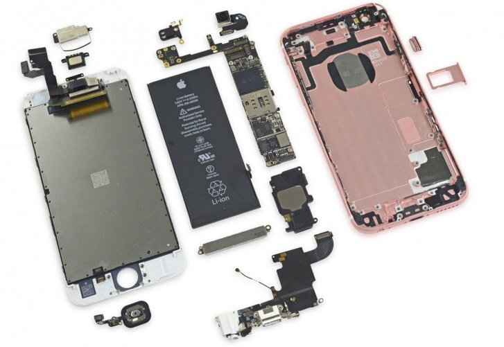 Apple iphone 7 Intel Chips
