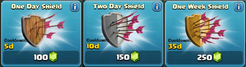 coc shield th11