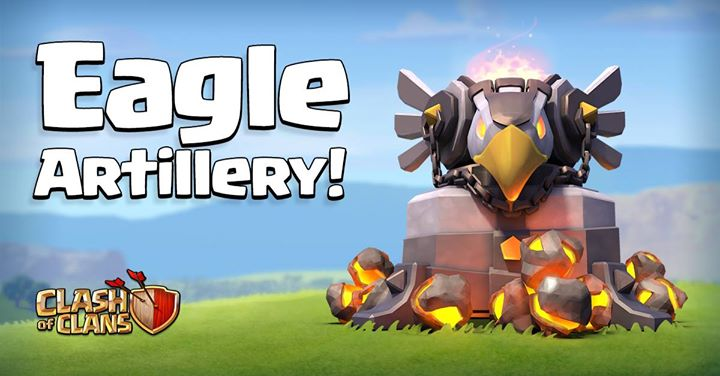 eagle artillery, defense baru th 11 coc