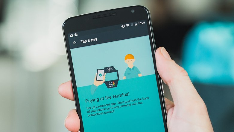 Android Pay Marshmallow