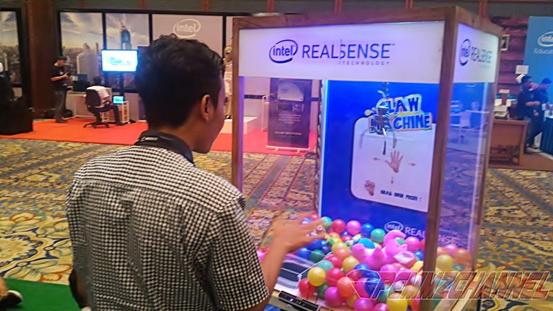 Intel RealSense menjembatani interaksi manusia dan mesin