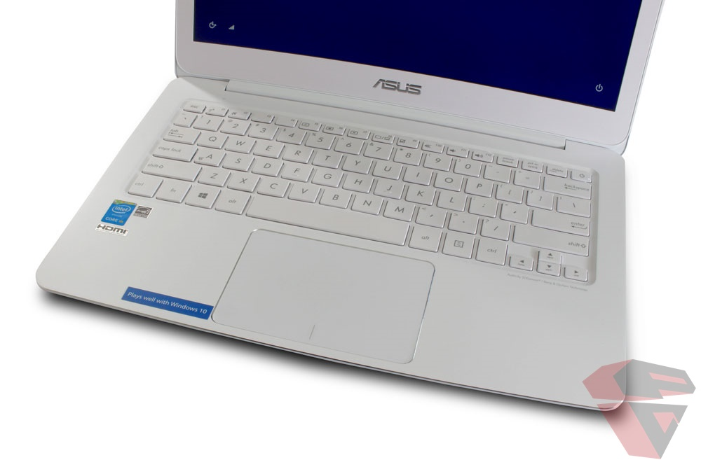 Asus UX305FA Workstation