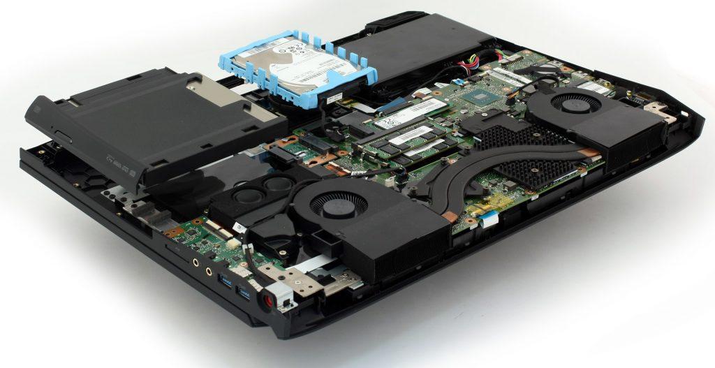 Acer predator 17 dissasembly