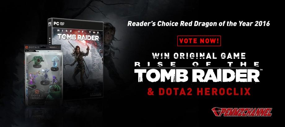 giveaway key game original rise of the tomb raider dan dota 2 heroclix