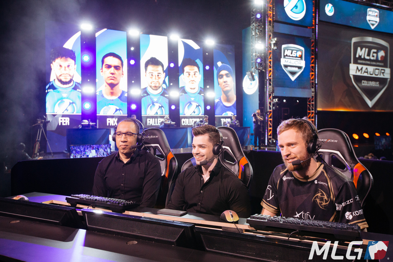 Semifinal Luminosity vs Liquid, Photo Credit: Robert Paul Email: robert@rmpaul.com Twitter: @tempusrob