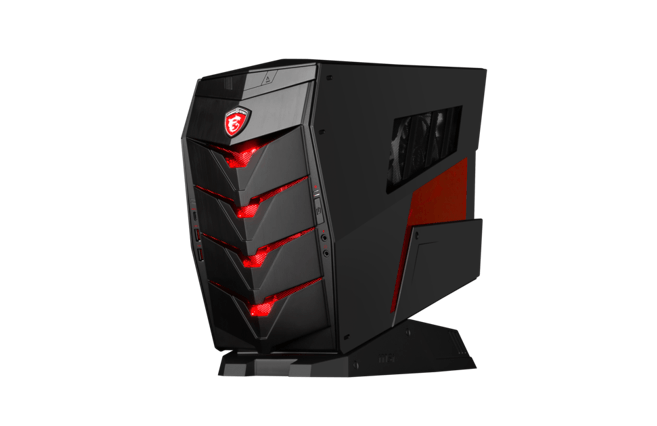 msi aegis desktop PC