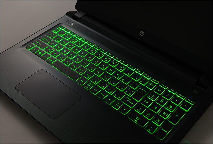 HP Pavilion Gaming 15 Keyboard n Workstation