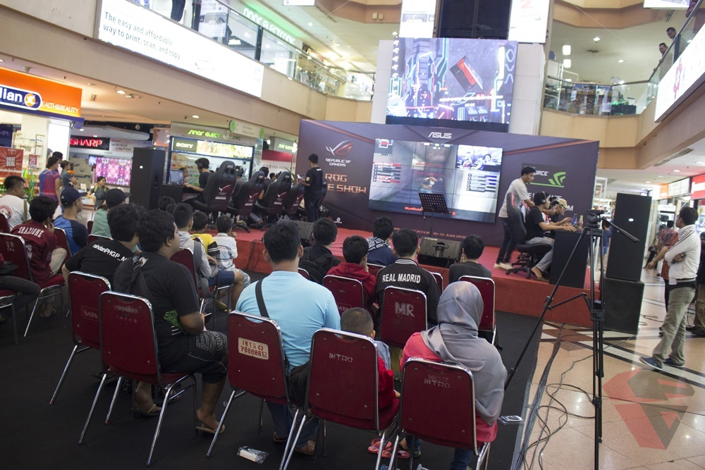 Asus ROG Game Show 2016