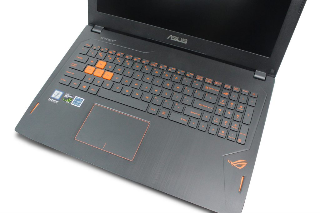 Asus ROG Strix GL502VT Workstation