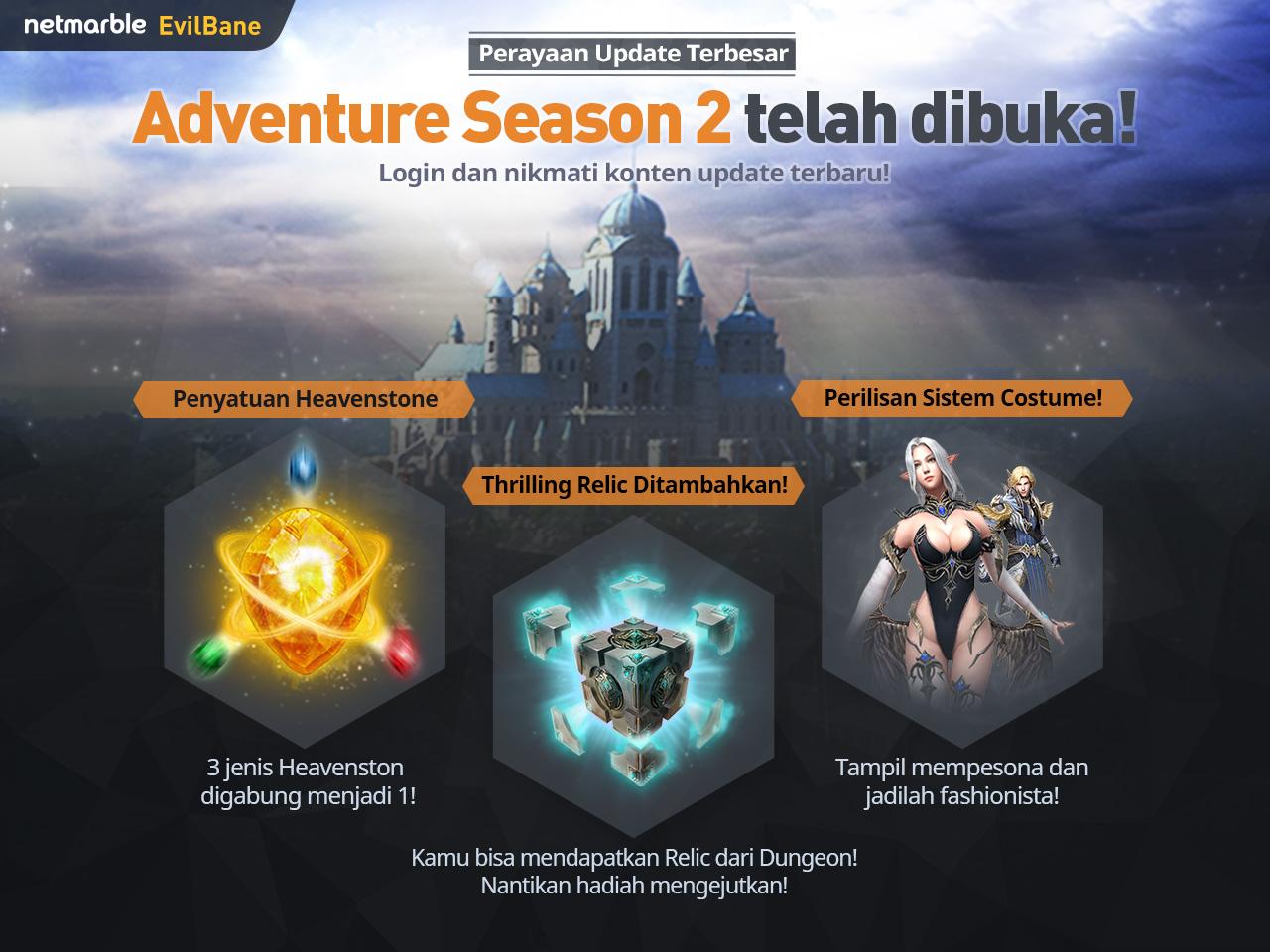 Evilbane seasone 2