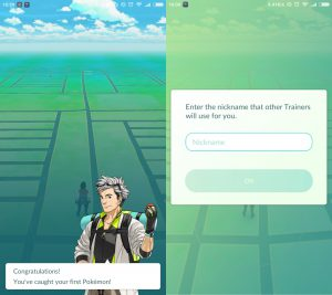 Cara instal Pokemon GO Indonesia 2
